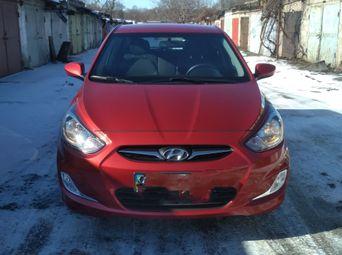 Продажа б/у Hyundai Accent 2012 года - купить на Автобазаре