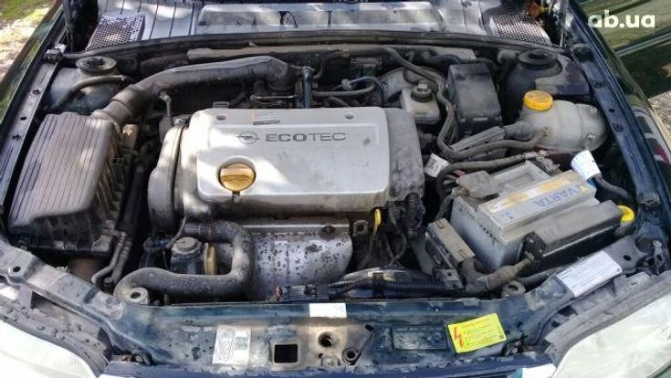 Opel Vectra 1999 зеленый - фото 8