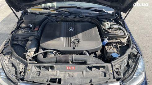 Mercedes-Benz C-Класс 2013 синий - фото 7