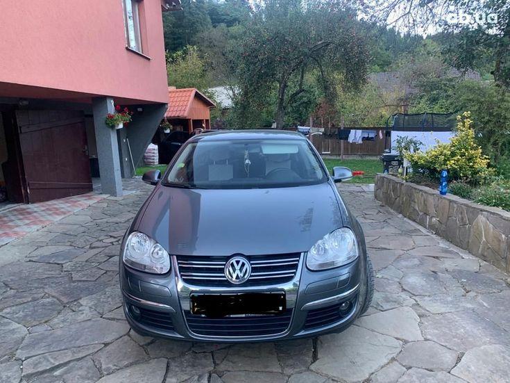 Volkswagen Jetta 2006 серый - фото 7