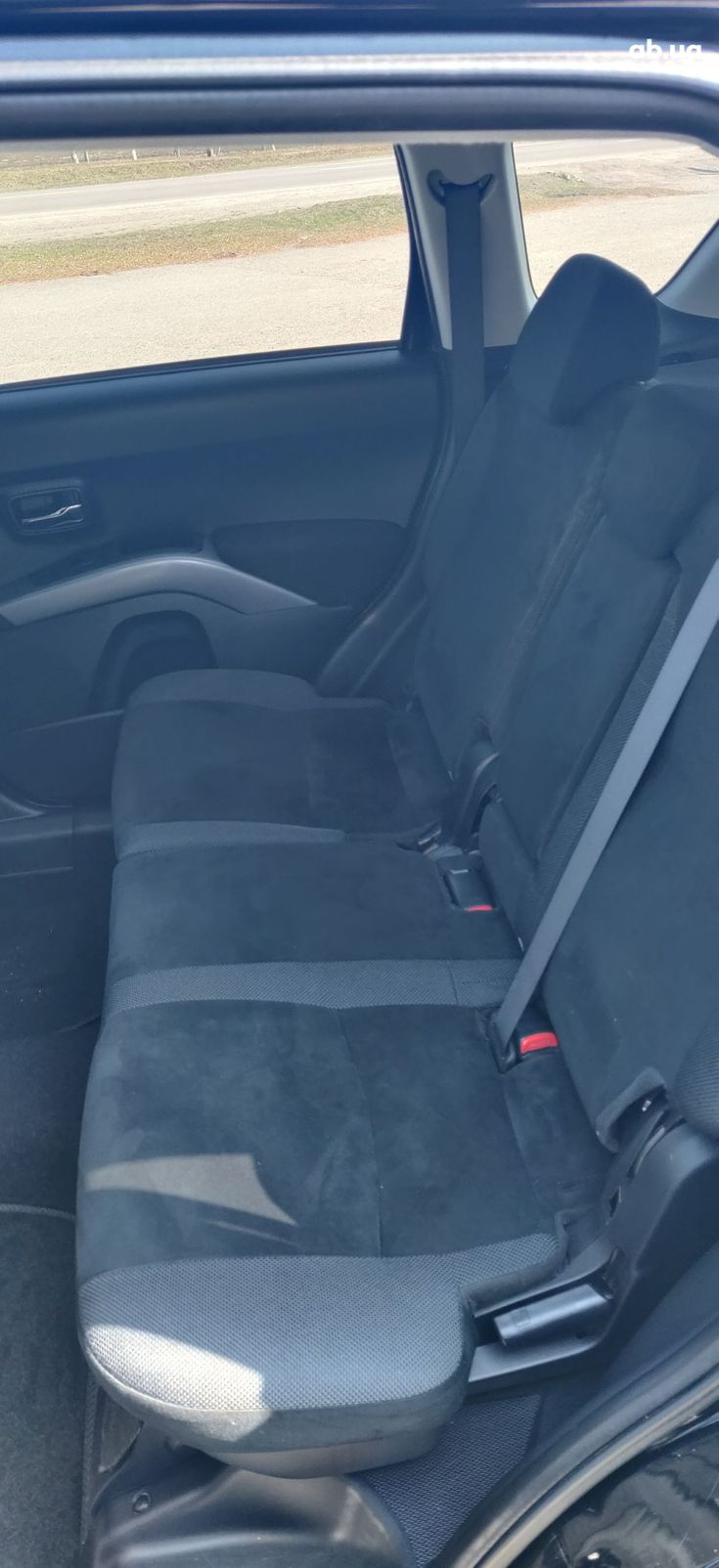 Mitsubishi Outlander XL 2008 черный - фото 5
