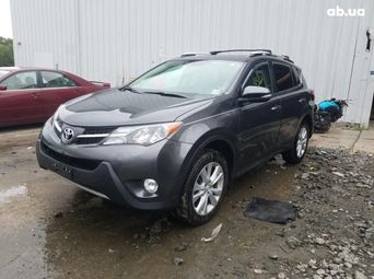 Продажа б/у кроссовер Toyota RAV4 - купить на Автобазаре