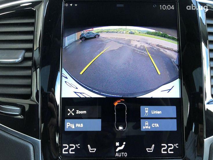 Volvo XC90 2020 черный - фото 16