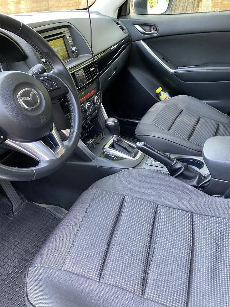 Mazda CX-5 2014 белый - фото 11