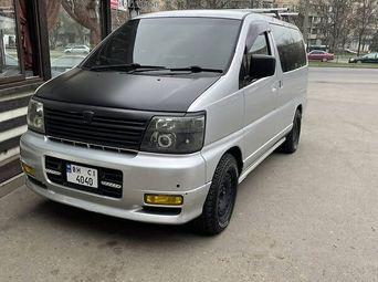 Авто Минивэн 2001 года б/у - купить на Автобазаре