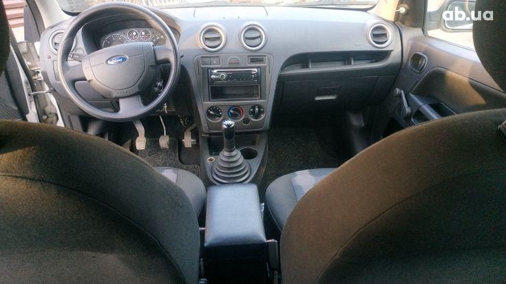 Ford Fusion 2009 серый - фото 5