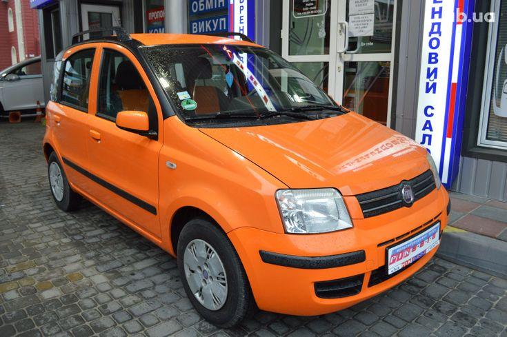 Fiat Panda 2008 - фото 2