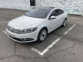 Продажа б/у Volkswagen Passat CC 2013 года в Киеве - купить на Автобазаре