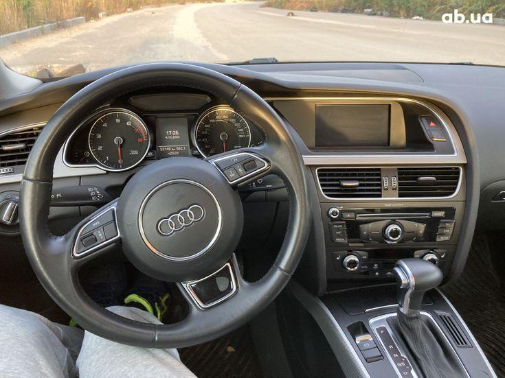 Audi A5 2014 черный - фото 9