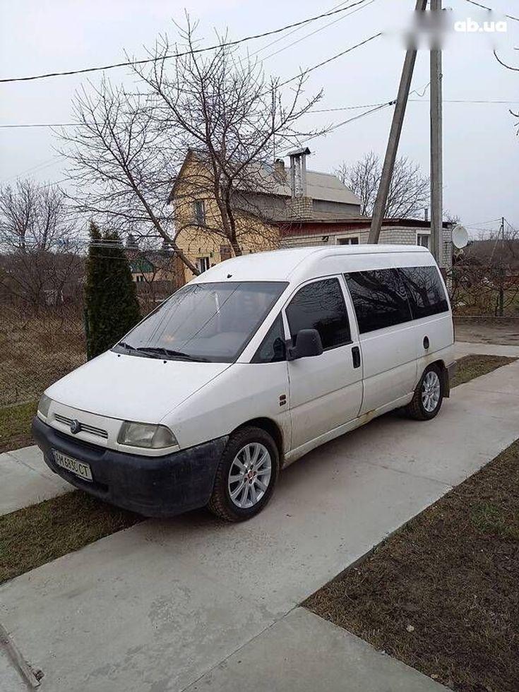 Fiat Scudo 1999 - фото 3