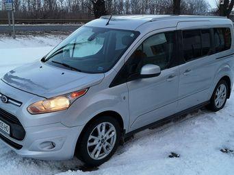 Продажа б/у Ford Transit Connect - купить на Автобазаре