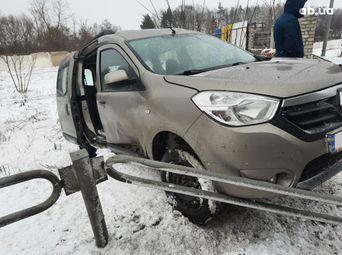 Автомобиль дизель Рено Dokker б/у - купить на Автобазаре