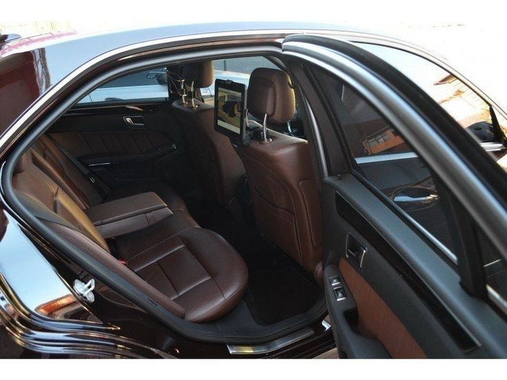 Mercedes-Benz E-Класс 2012 коричневый - фото 10