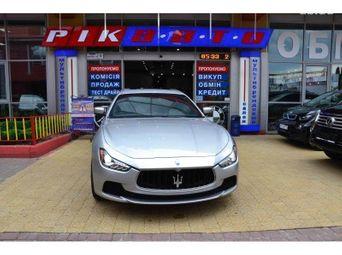 Продажа б/у Maserati Ghibli Автомат - купить на Автобазаре
