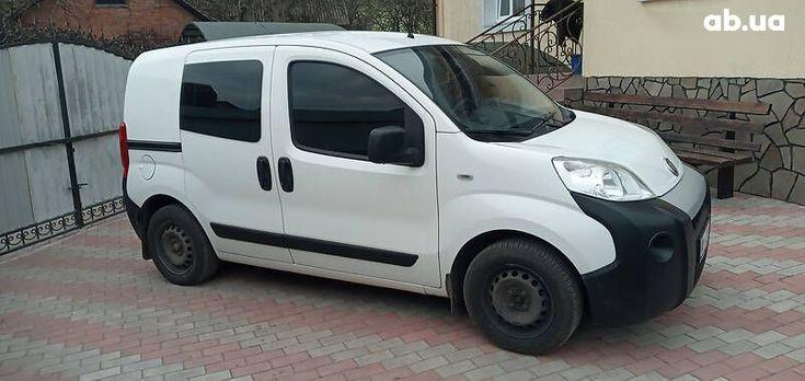 Fiat Fiorino 2014 белый - фото 6