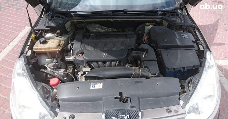 Peugeot 407 2006 коричневый - фото 3