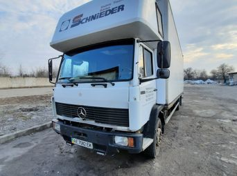 Купить грузовик в Днепропетровской области - купить на Автобазаре
