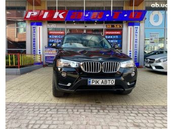 Продажа б/у BMW X3 2017 года - купить на Автобазаре