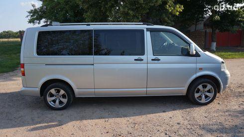 Volkswagen Transporter 2007 серый - фото 4