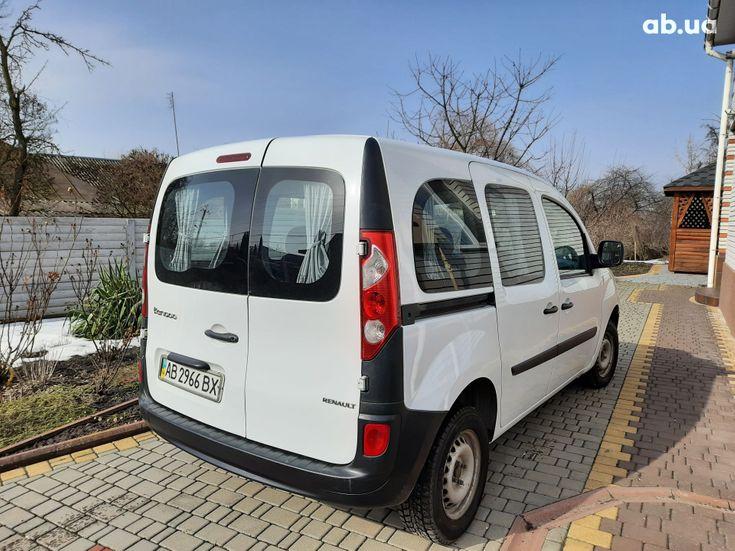 Renault Kangoo 2011 белый - фото 2