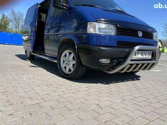 Автомобиль дизель Фольксваген Transporter б/у - купить на Автобазаре