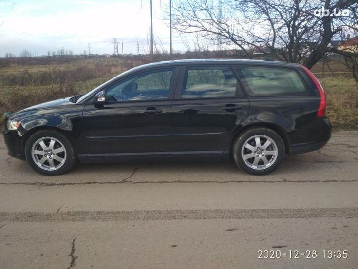 Volvo V50 2009 черный - фото 10