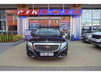 Продажа б/у Mercedes-Benz S-Класс 2014 года - купить на Автобазаре