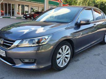 Продажа б/у Honda Accord Вариатор 2013 года - купить на Автобазаре
