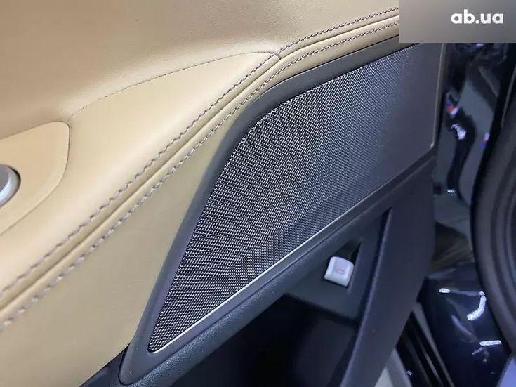 BMW 7 серия 2020 черный - фото 6