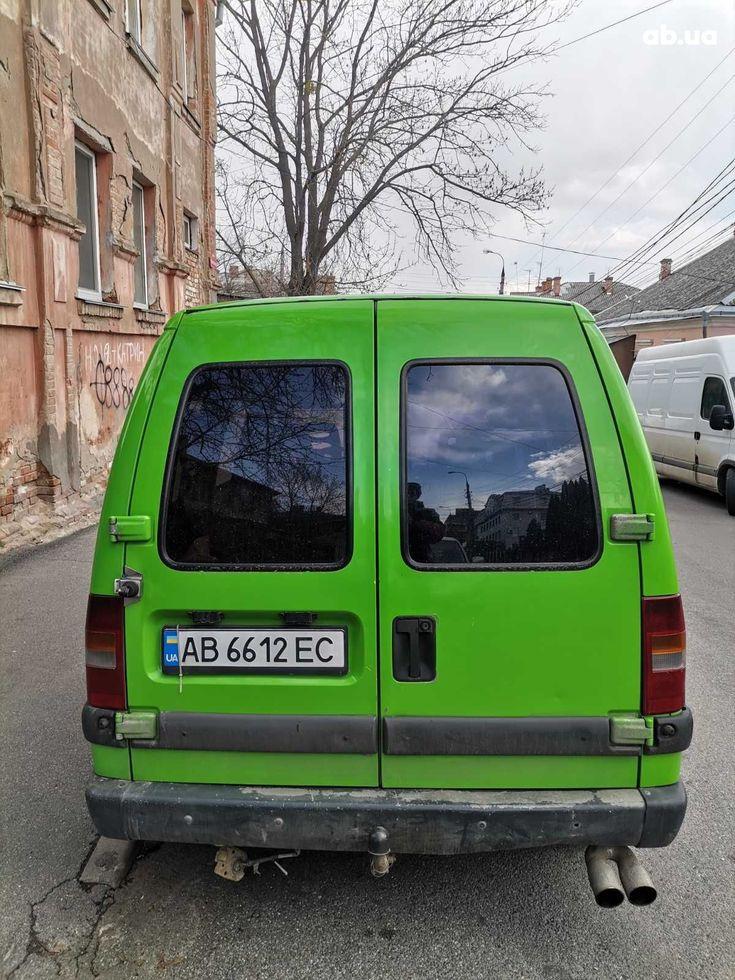 Peugeot Expert 1999 зеленый - фото 4