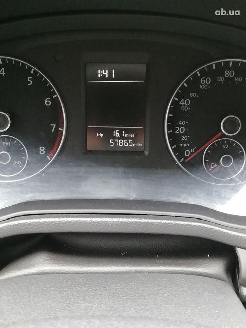 Volkswagen Passat 2014 белый - фото 6