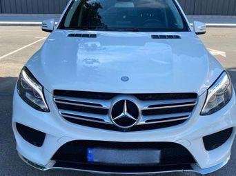 Продажа б/у Mercedes-Benz GLE-Класс Автомат 2016 года - купить на Автобазаре