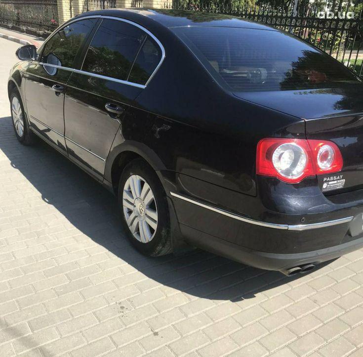 Volkswagen Passat 2007 черный - фото 20