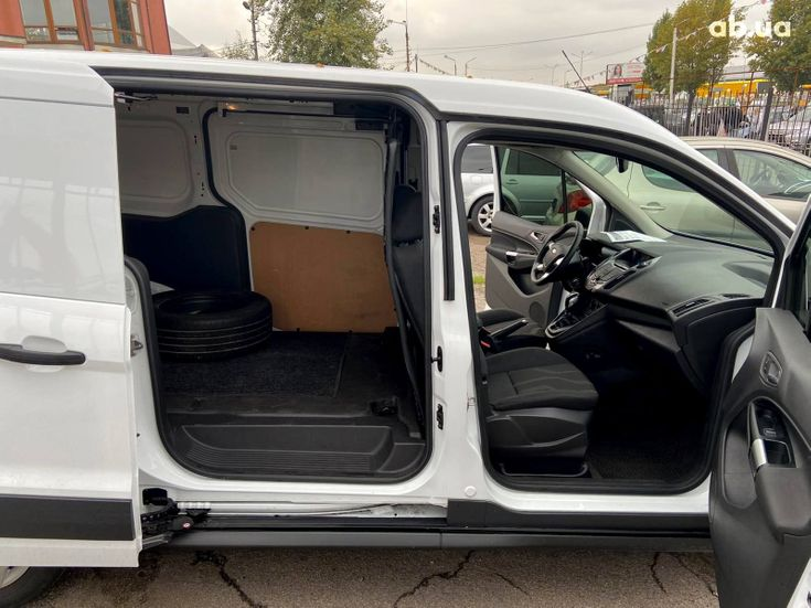 Ford Transit Connect 2017 белый - фото 11