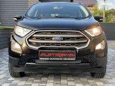 Купить Ford EcoSport бу в Украине - купить на Автобазаре