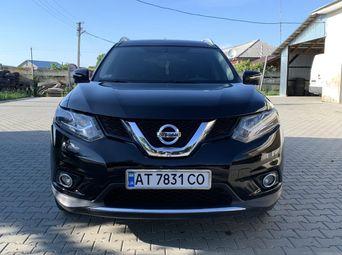 Продажа б/у Nissan Rogue 2014 года - купить на Автобазаре