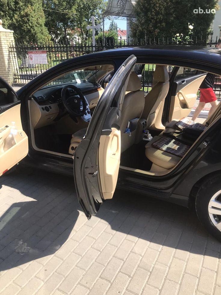 Volkswagen Passat 2007 черный - фото 15