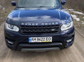 Купить Land Rover Range Rover Sport 2015 бу в Житомире - купить на Автобазаре