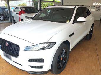 Купить Jaguar F-Pace 2019 бу в Киеве - купить на Автобазаре