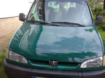 Купить Минивэн Peugeot Partner бу - купить на Автобазаре