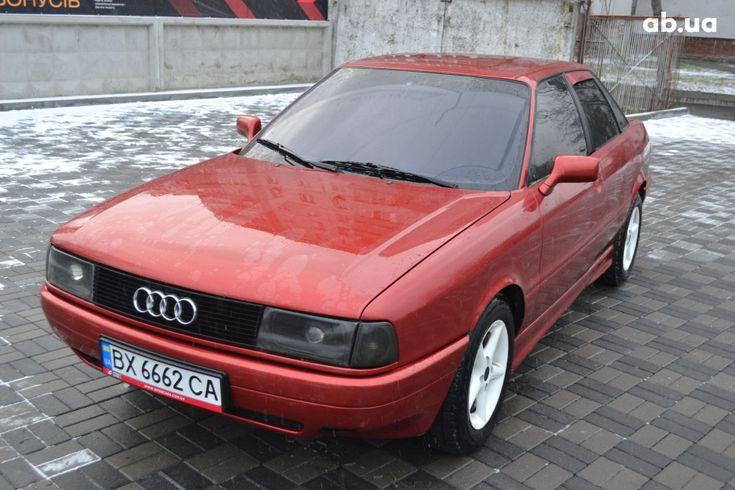 Audi 80 1987 - фото 3