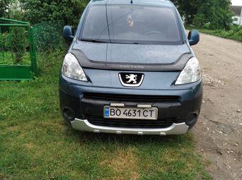 Продажа б/у минивэн Peugeot Partner 2009 года - купить на Автобазаре