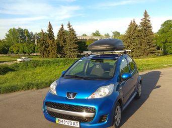 Продажа б/у Peugeot 107 - купить на Автобазаре