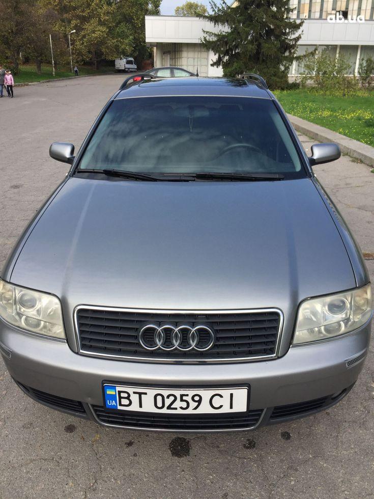 Audi A6 2003 - фото 1