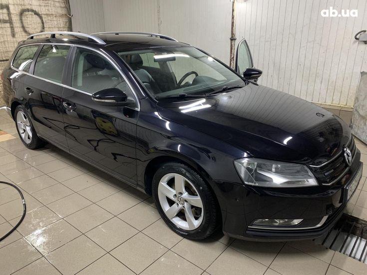 Volkswagen Passat 2014 черный - фото 6