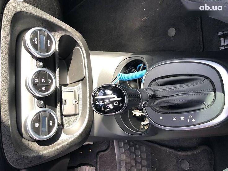 Fiat 500L 2015 синий - фото 2