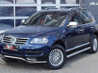 Продажа б/у кроссовер Volkswagen Touareg 2006 года - купить на Автобазаре