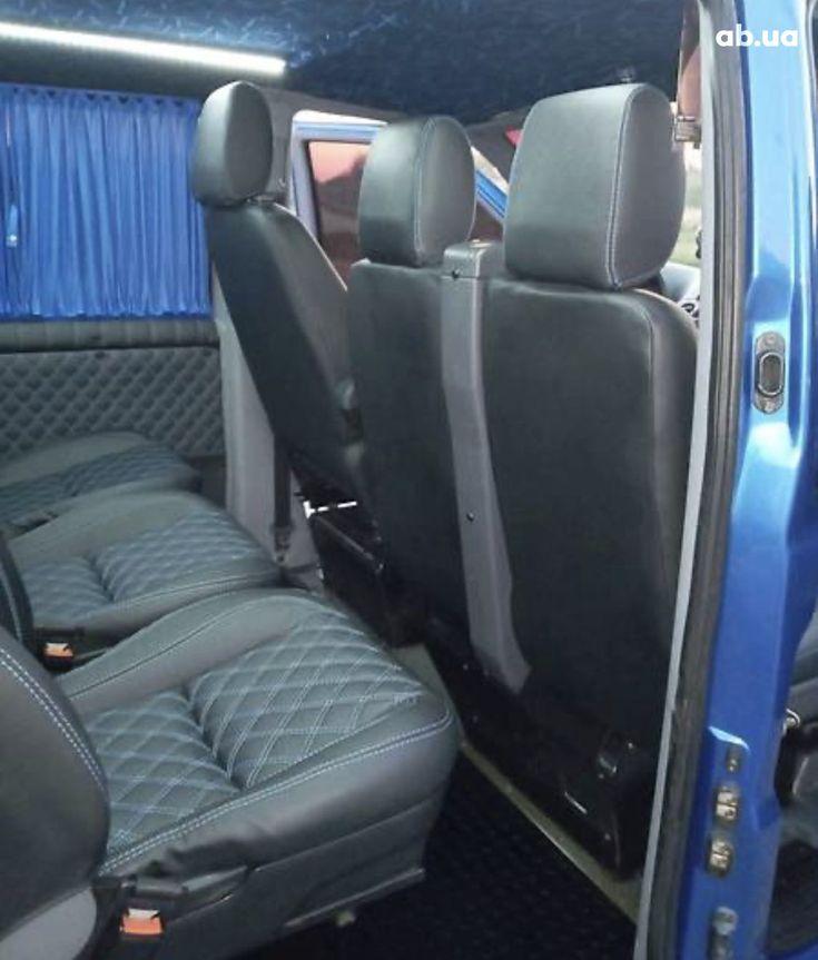 Mercedes-Benz Vito 2003 синий - фото 13