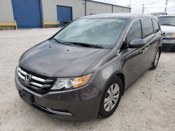 Купить Минивэн Honda Odyssey бу - купить на Автобазаре