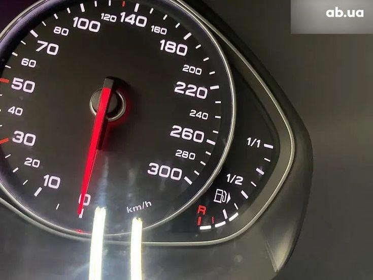 Audi A6 2015 коричневый - фото 5